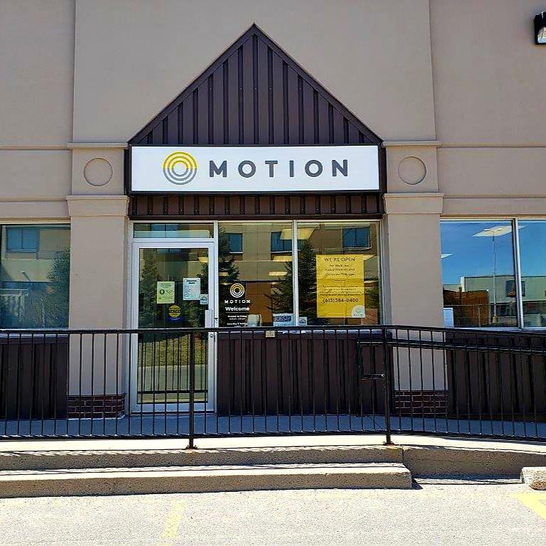Kingston storefront