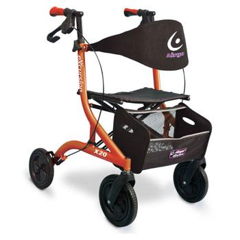 Airgo® EXcursion Rollator